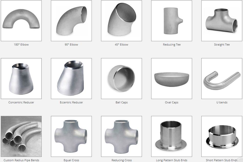 Nippen tubes is manufacturer of pipe fittings in india
